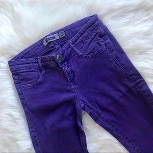 ⭐️4/$20⭐️ Stradivarius Purple Skinny Jeans 💜💜